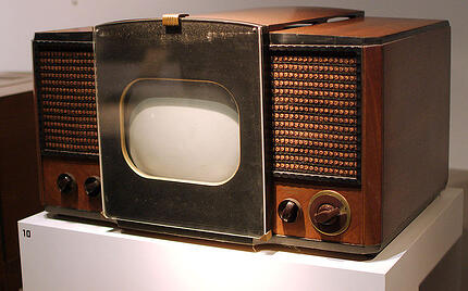 first massedproducedTV 1946