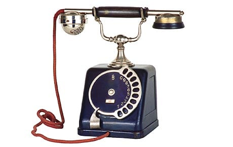 firstdialphone 1911 Norwegian