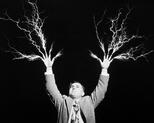 mad scientist lightning