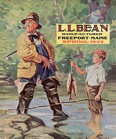 LL Bean 1933 Cover