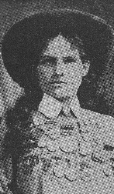 Women in Innovation - Annie Oakley
