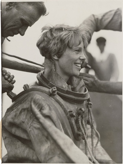Women in Innovation - Amelia Earhart
