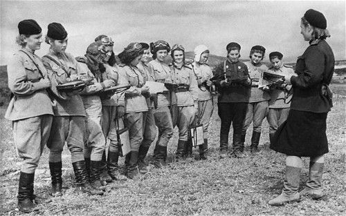 Women in Innovation - Soviet Nightwitches