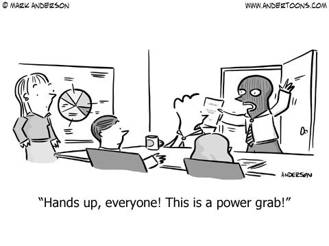 power-grab